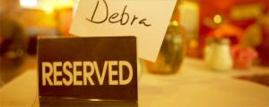 Réserver - Restaurant la Trinquette