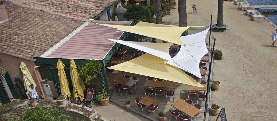 Restaurant la Trinquette de l'Ile Port-Cros