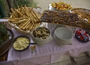 Buffet - Plats - Evenement restaurant Port Cros la Trinquette